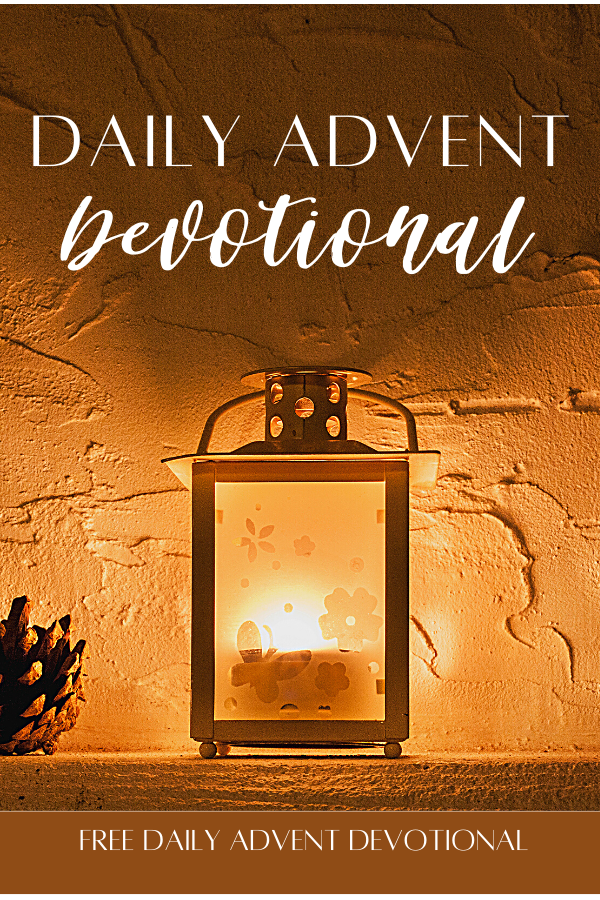 A single lantern representing celebrating Advent.