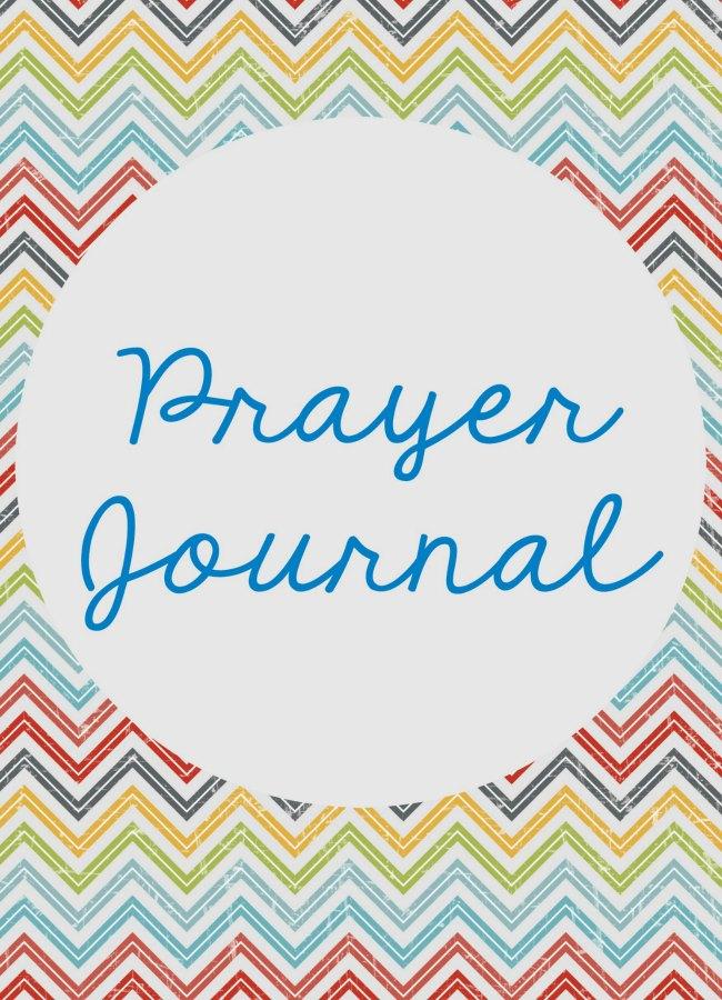 Prayer Journal Video