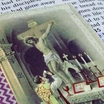 Bible Journaling: Two Ways