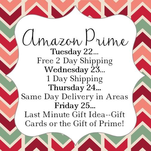 Amazon Prime Christmas