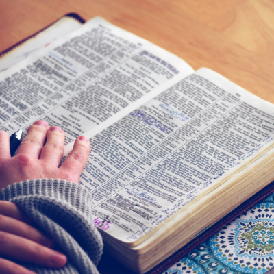 Bible Journaling, Verse Mapping and Bible Study