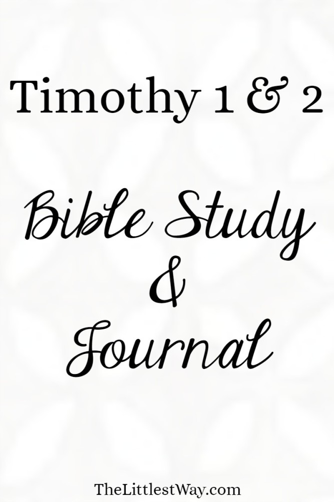 Bible Journaling and Verse Mapping