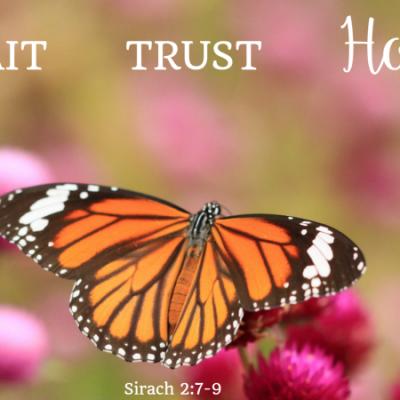 Freebie Friday: Wait…Trust…Hope