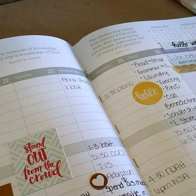 Happy Planner Girl: Planner Peace