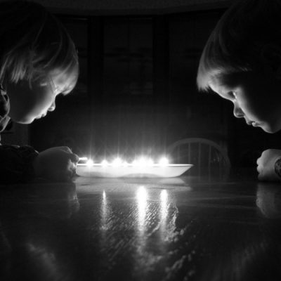 Consecrating Our Children