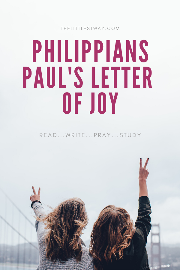 The Book of Philippians Online Bible Study
